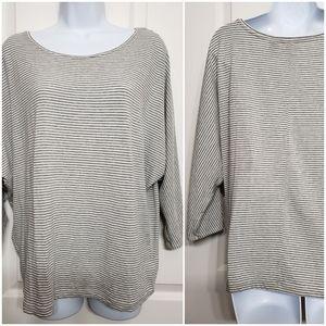 Rachel Zoe 3/4 sleeve blouse